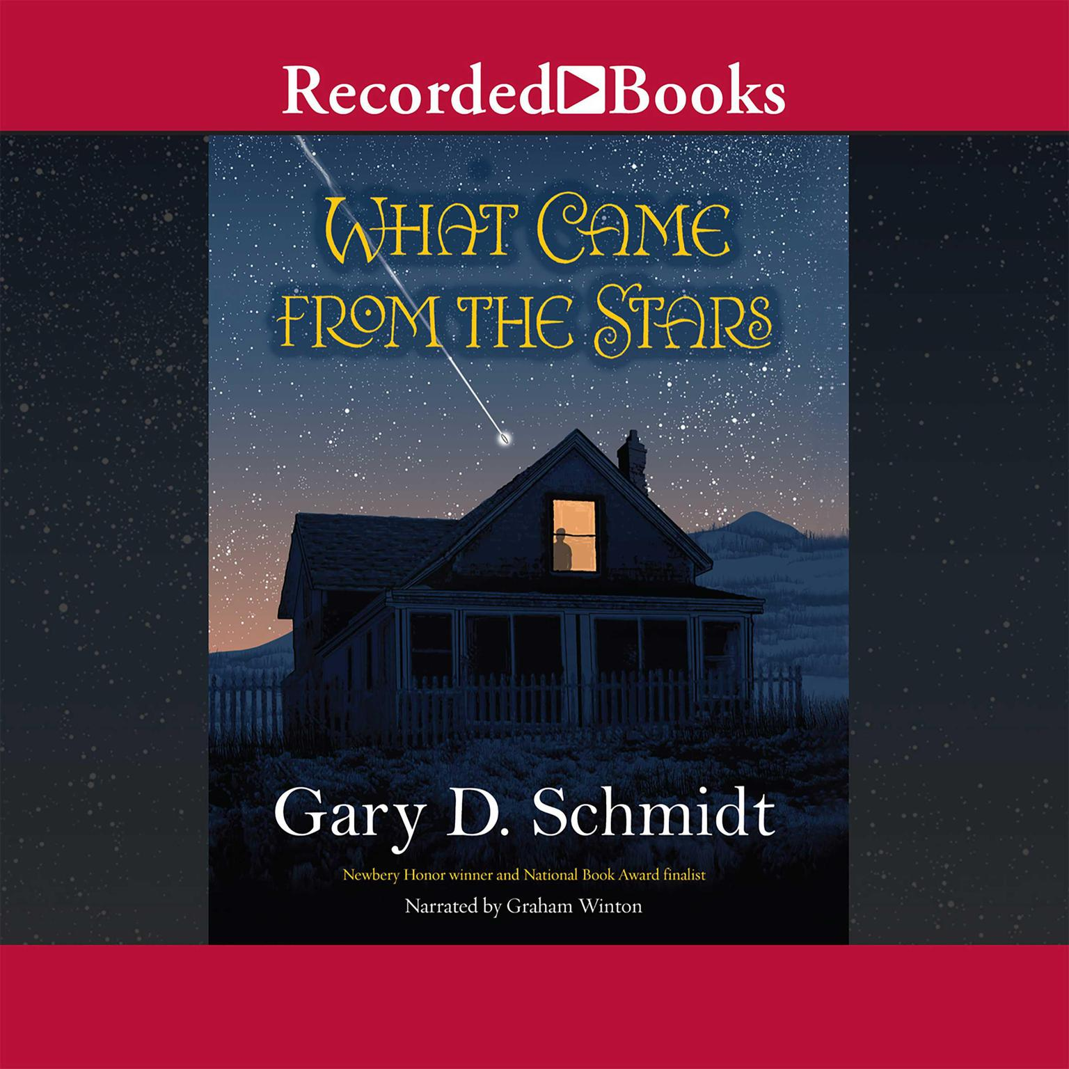 Printable What Came from the Stars Audiobook Cover Art