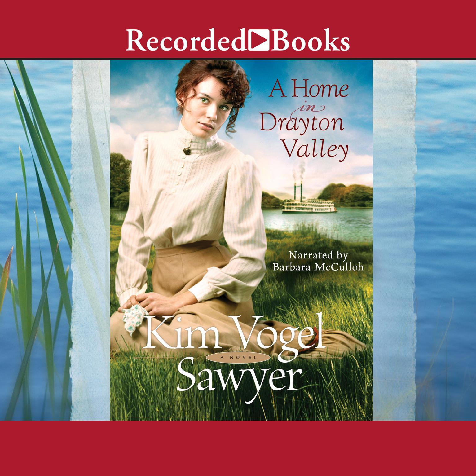 Printable A Home in Drayton Valley Audiobook Cover Art