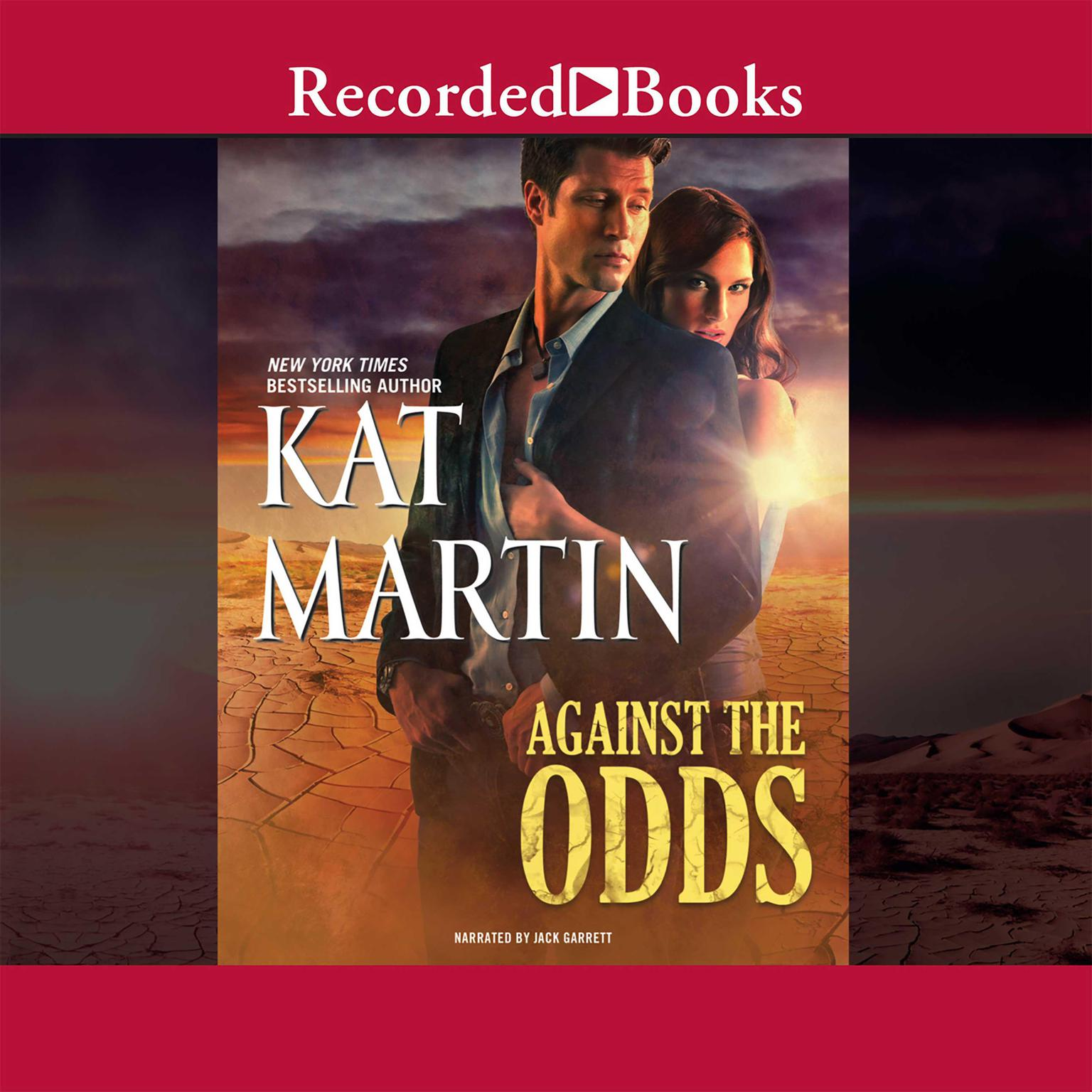 Printable Against the Odds Audiobook Cover Art