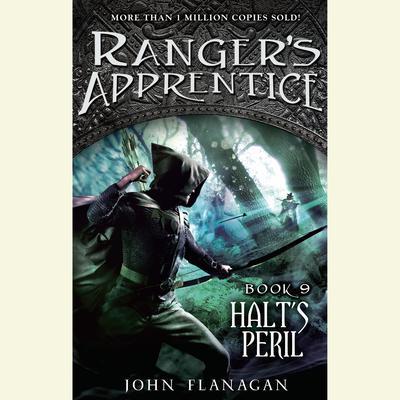 Halts Peril: Book Nine Audiobook, by