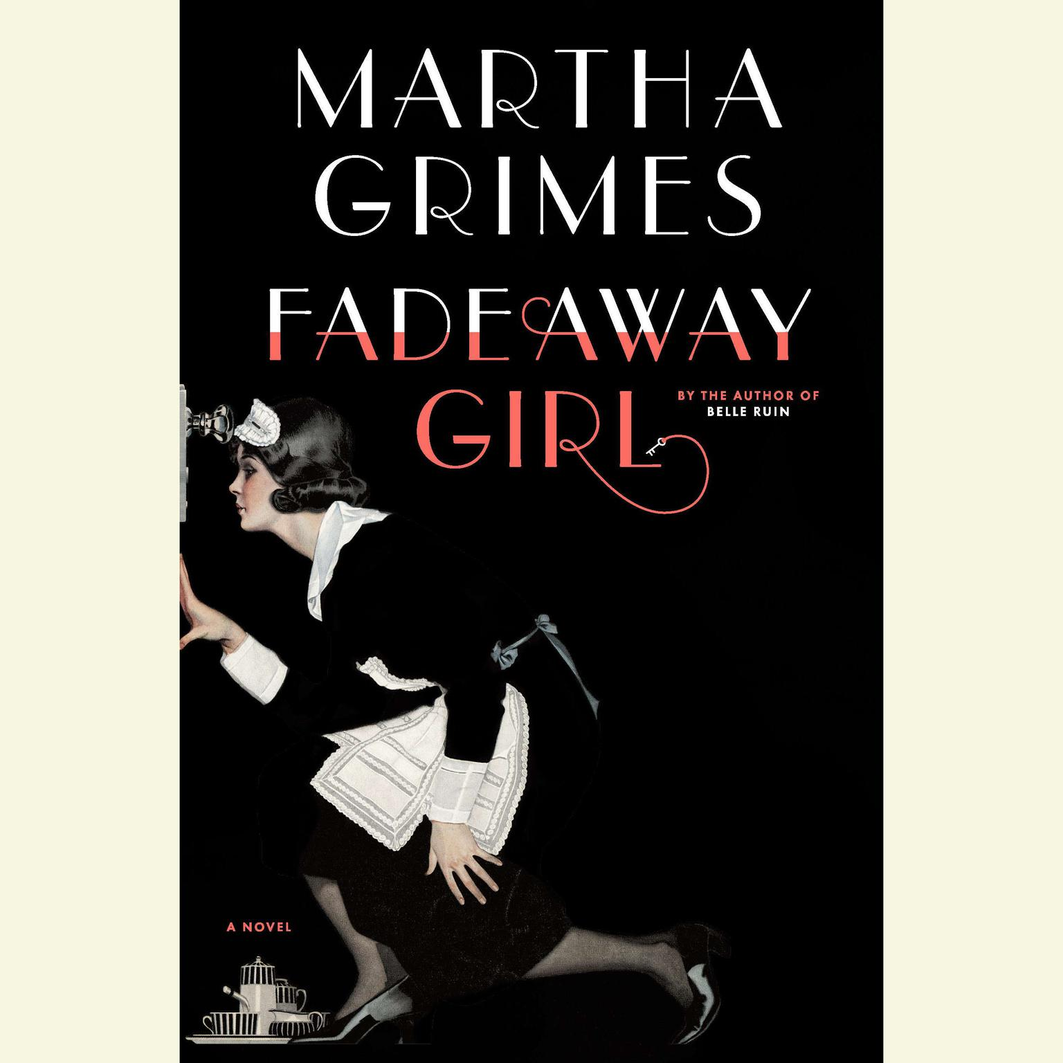 Printable Fadeaway Girl: A Novel Audiobook Cover Art