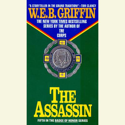 The Assassin Audiobook, by W. E. B. Griffin
