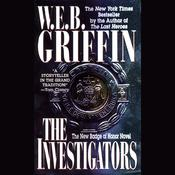 Investigators Audiobook, by W. E. B. Griffin
