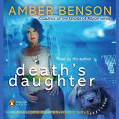 Deaths Daughter Audiobook, by Amber Benson