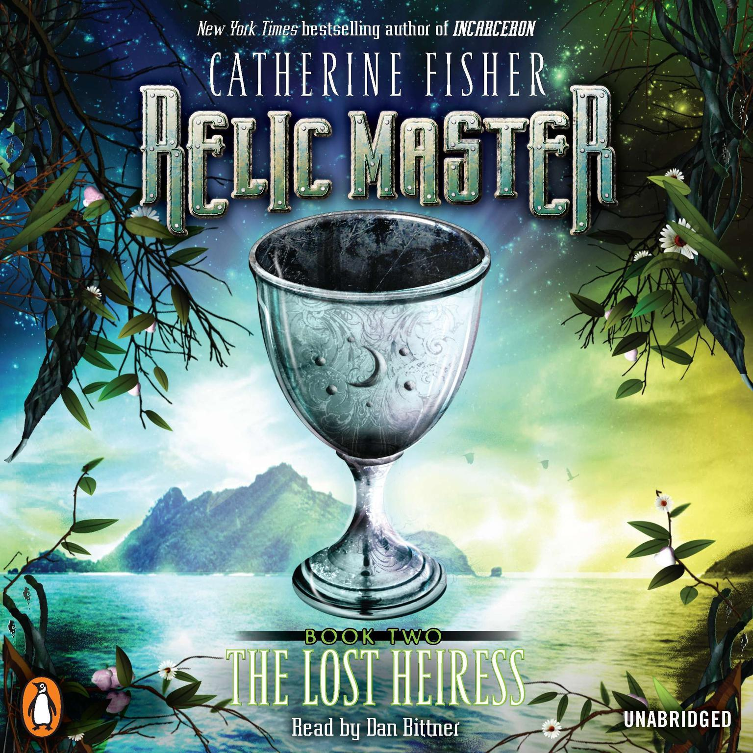 Printable Relic Master: the Lost Heiress Audiobook Cover Art