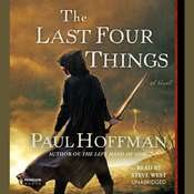 The Last Four Things, by Paul Hoffman