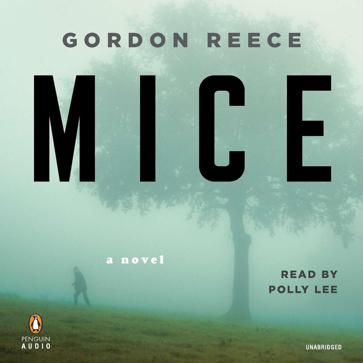 Printable Mice: A Novel Audiobook Cover Art