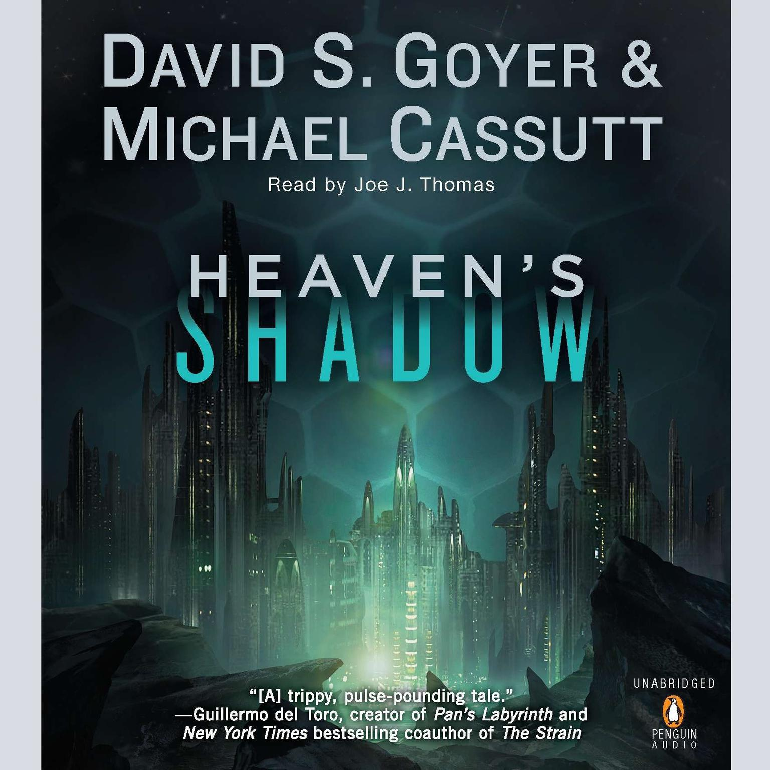 Printable Heaven's Shadow Audiobook Cover Art