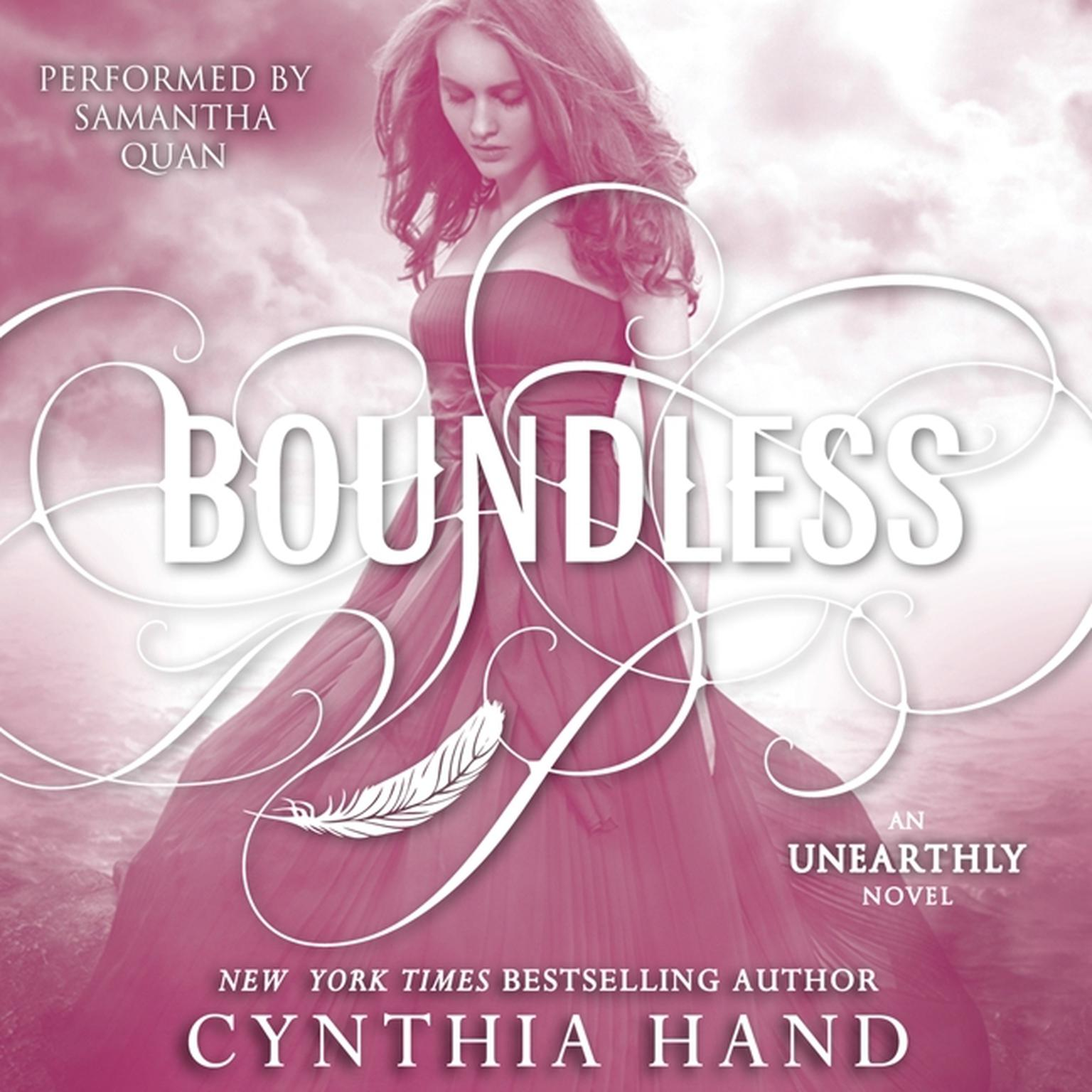 Printable Boundless Audiobook Cover Art