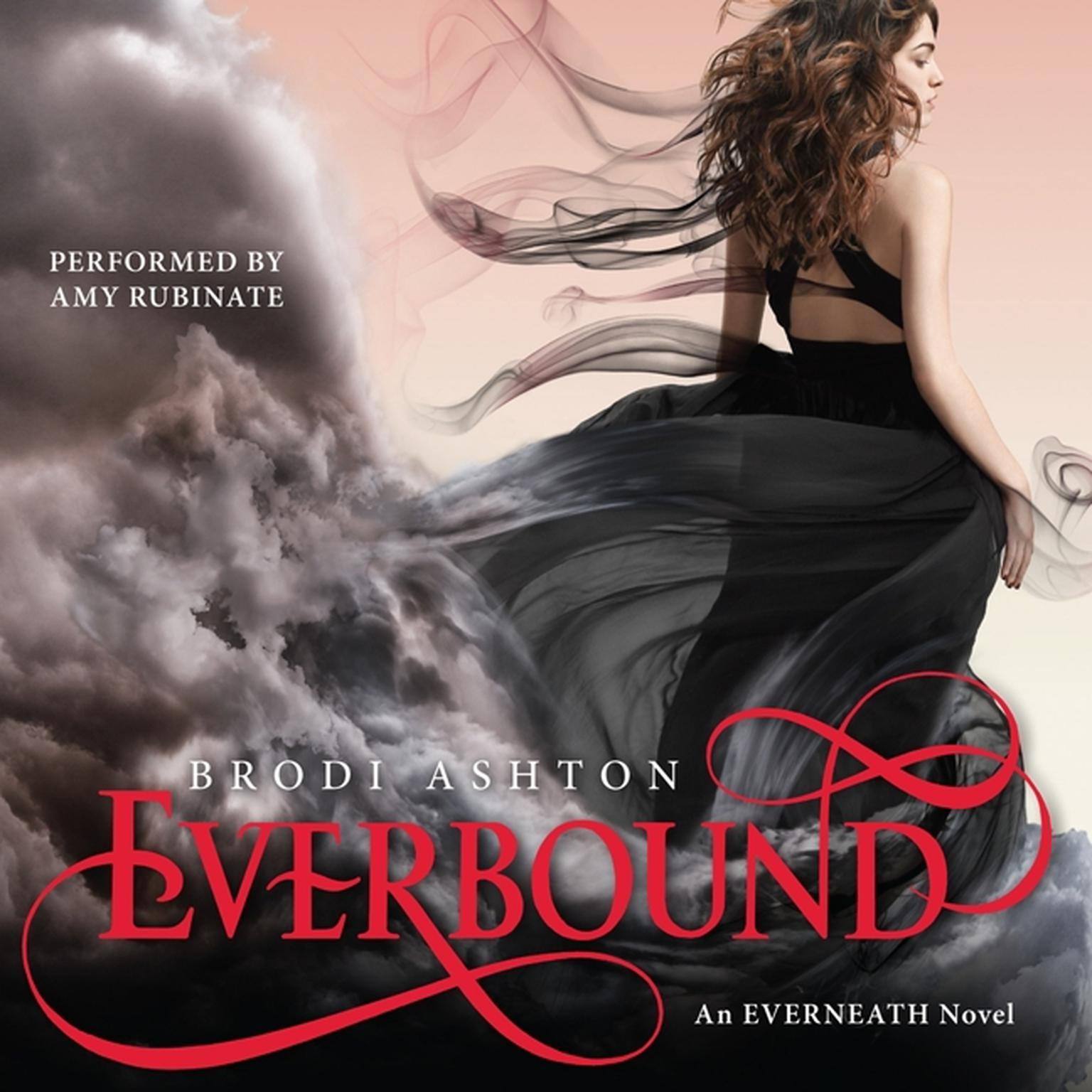 Printable Everbound: An Everneath Novel Audiobook Cover Art