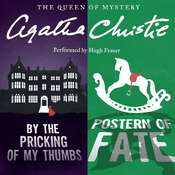 By the Pricking of My Thumbs & Postern of Fate, by Agatha Christie
