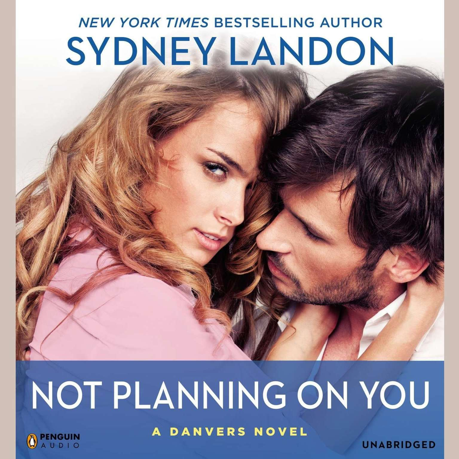 Printable Not Planning On You: A Danvers Novel Audiobook Cover Art