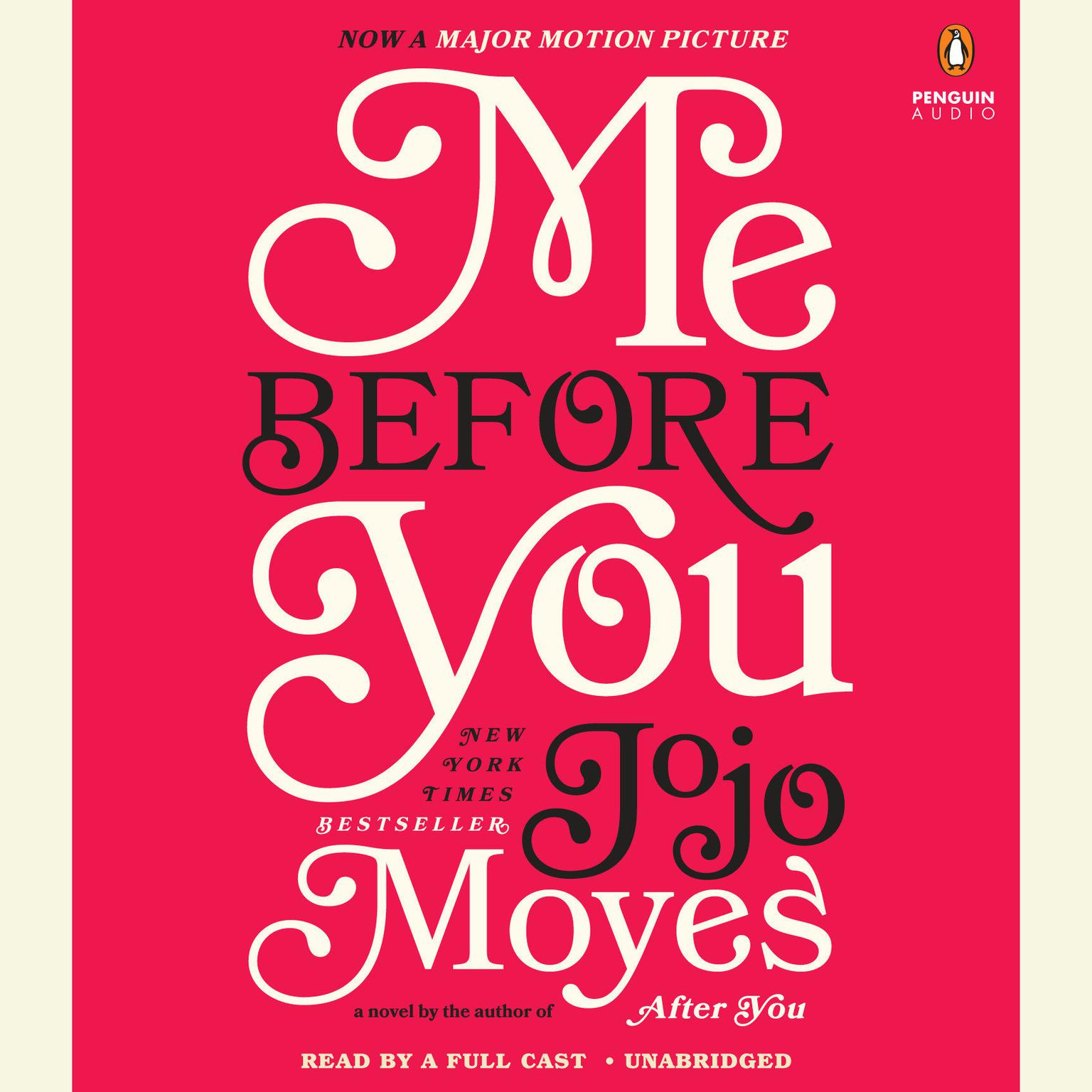 Printable Me Before You: A Novel Audiobook Cover Art