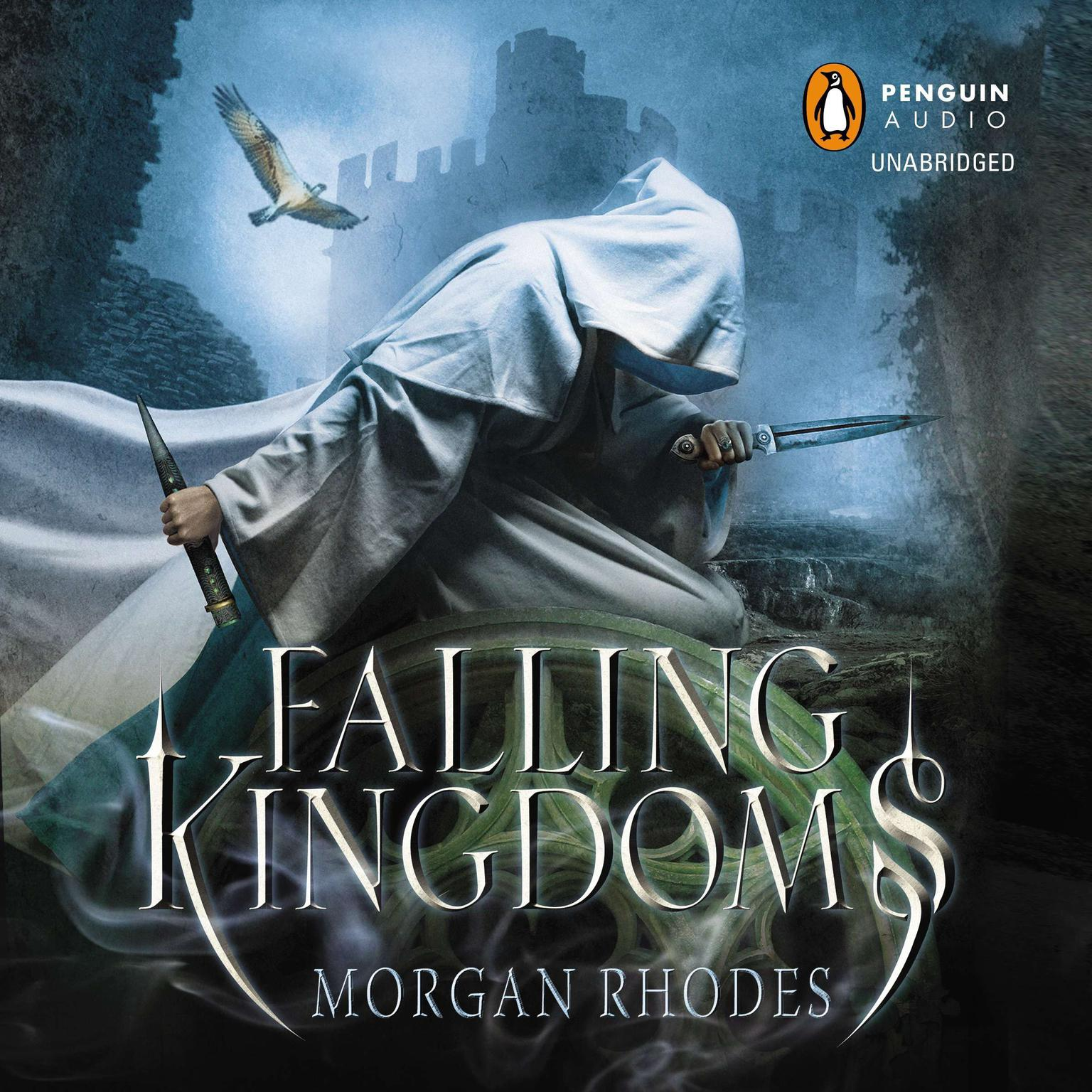 Printable Falling Kingdoms Audiobook Cover Art
