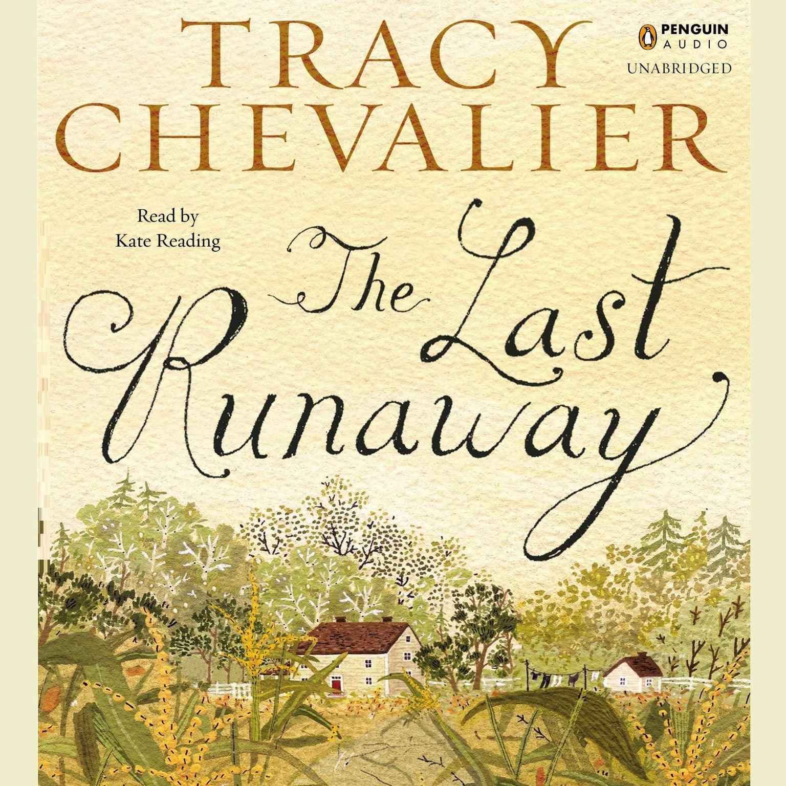 Printable The Last Runaway Audiobook Cover Art