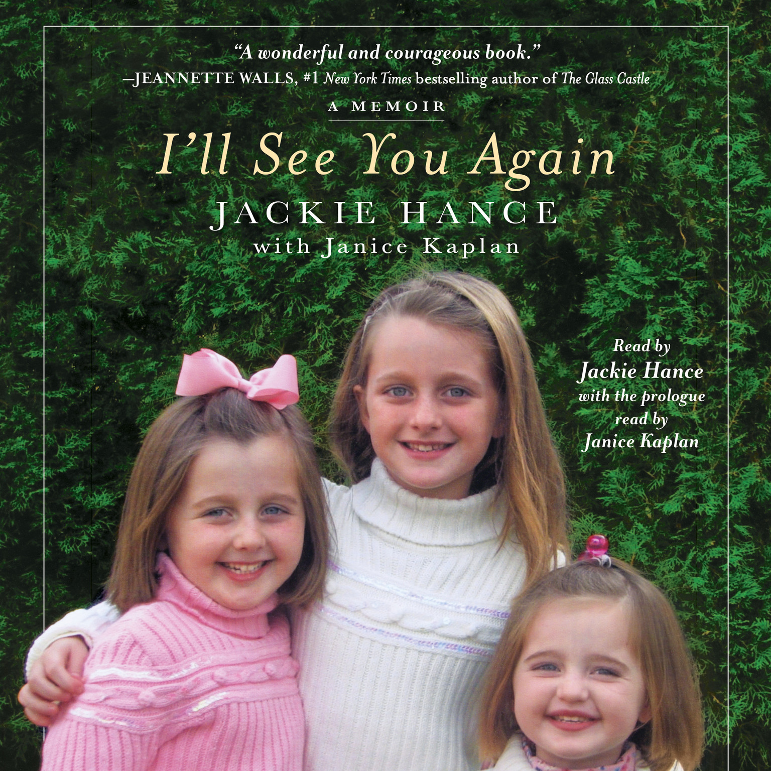 Printable I'll See You Again Audiobook Cover Art