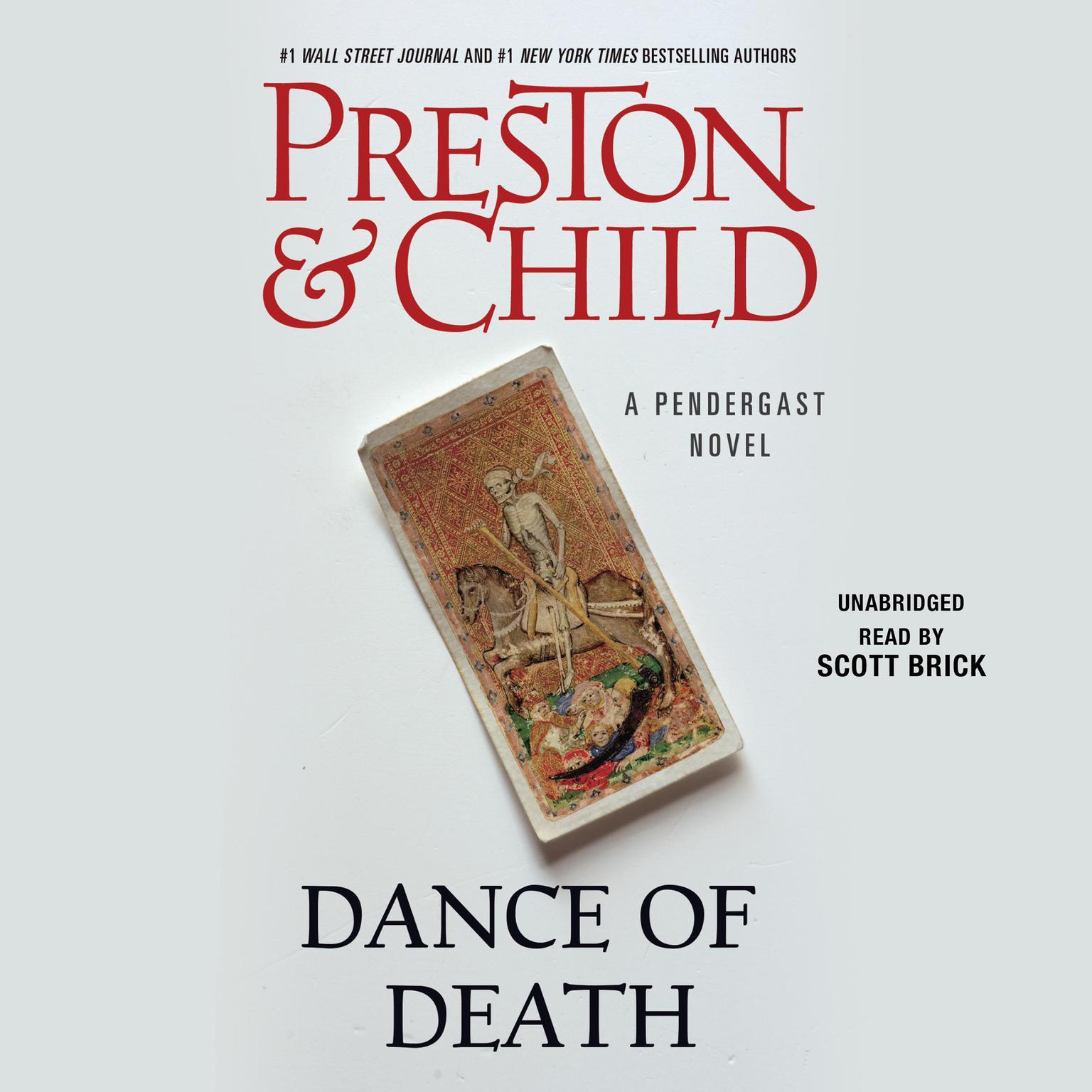 Dance of Death Audiobook, by Douglas Preston