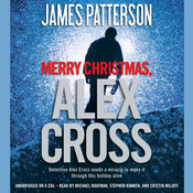 Merry Christmas, Alex Cross Audiobook, by James Patterson
