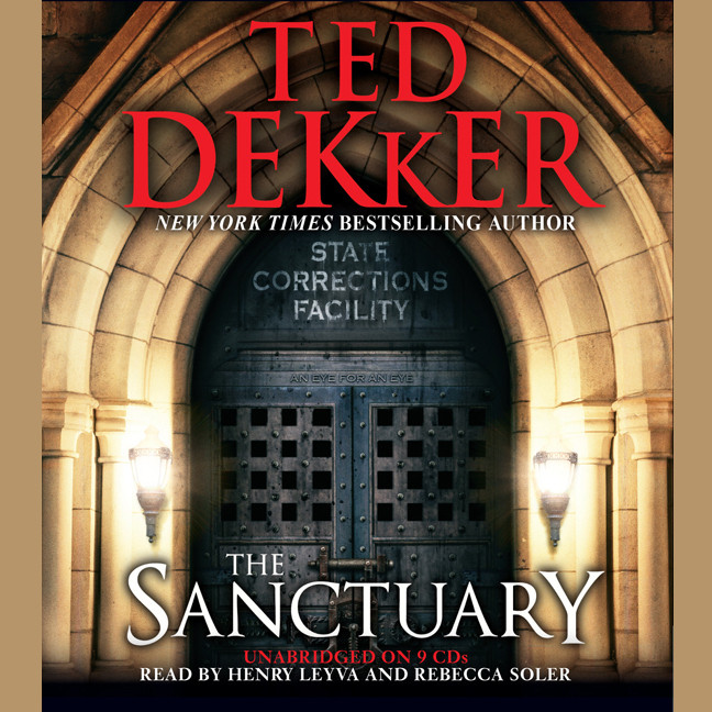 Printable The Sanctuary Audiobook Cover Art