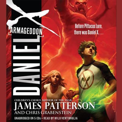Daniel X: Armageddon Audiobook, by James Patterson