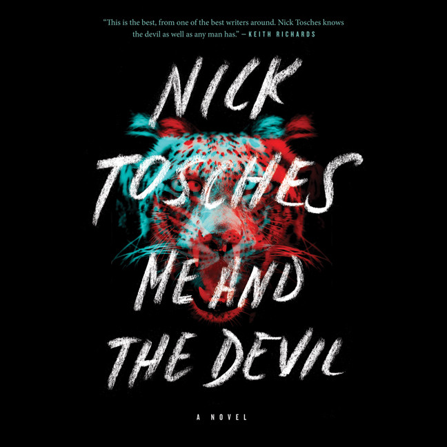 Printable Me and the Devil: A Novel Audiobook Cover Art