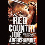 Red Country, by Joe Abercrombie