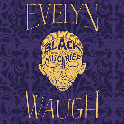 Black Mischief Audiobook, by Evelyn Waugh