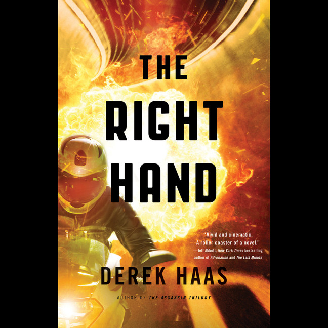 Printable The Right Hand Audiobook Cover Art