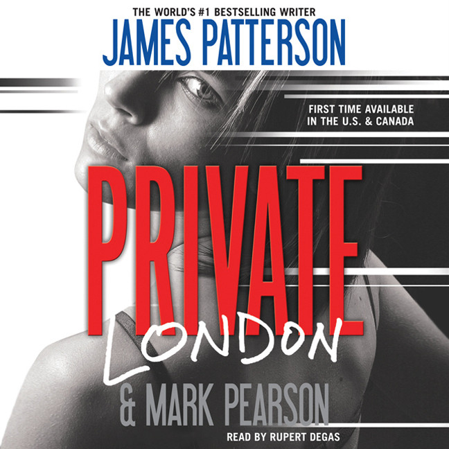 Printable Private London Audiobook Cover Art
