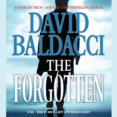 The Forgotten Audiobook, by David Baldacci