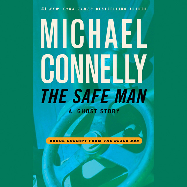 Printable The Safe Man: A Ghost Story Audiobook Cover Art