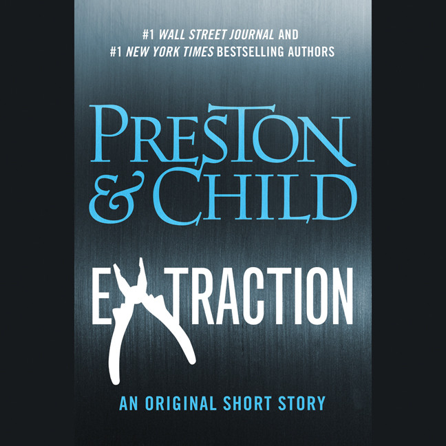 Printable Extraction Audiobook Cover Art