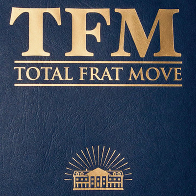Printable Total Frat Move Audiobook Cover Art