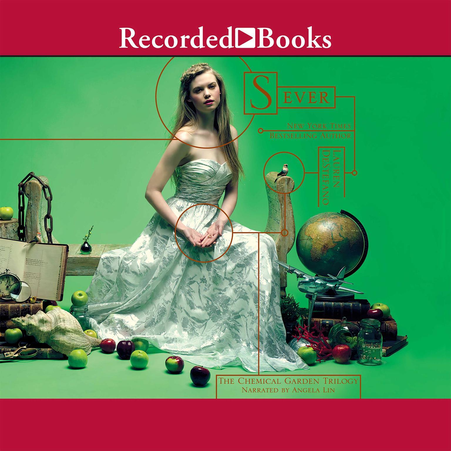 Printable Sever Audiobook Cover Art