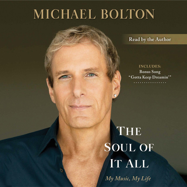 Printable The Soul of It All: My Music, My Life Audiobook Cover Art