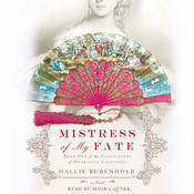 Mistress of My Fate Audiobook, by Hallie Rubenhold