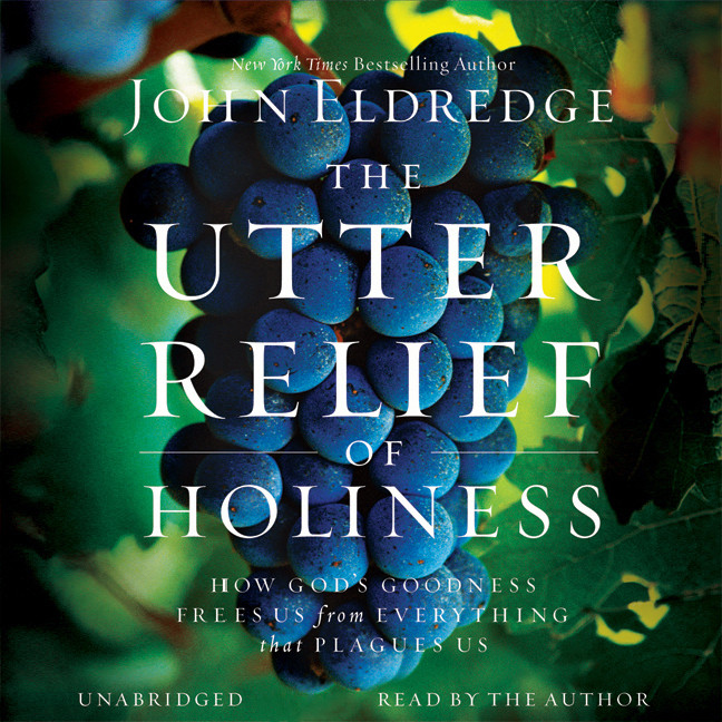 Printable The Utter Relief of Holiness: How God's Goodness Frees Us from Everything that Plagues Us Audiobook Cover Art