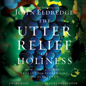 The Utter Relief of Holiness: How Gods Goodness Frees Us from Everything that Plagues Us Audiobook, by John Eldredge