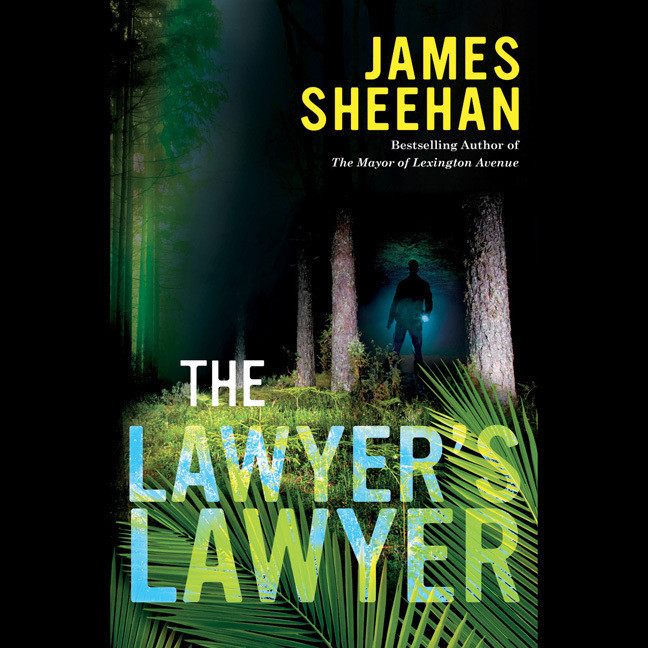 Printable The Lawyer's Lawyer Audiobook Cover Art