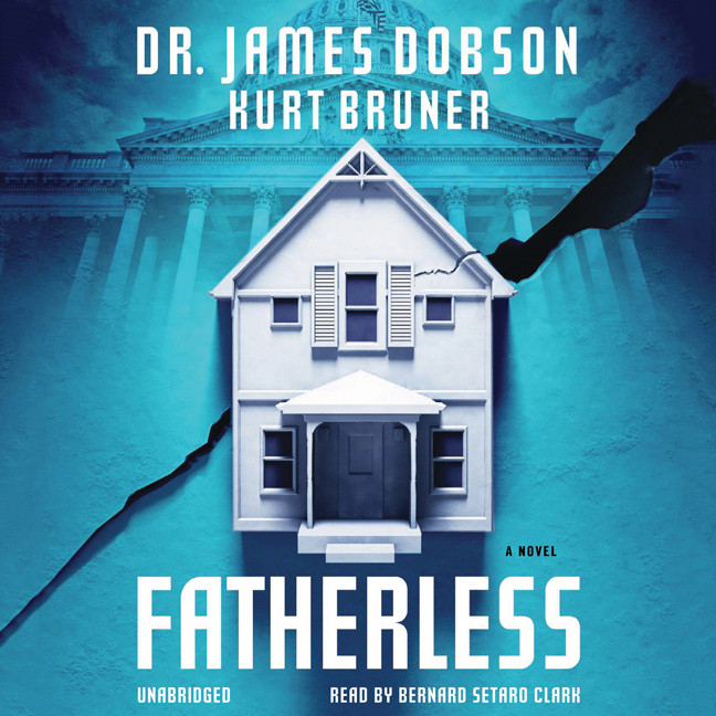 Printable Fatherless: A Novel Audiobook Cover Art