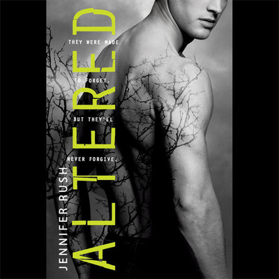 Altered Audiobook, by Jennifer Rush