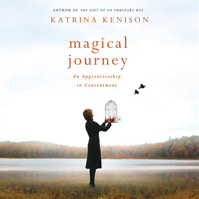 Printable Magical Journey: An Apprenticeship in Contentment Audiobook Cover Art