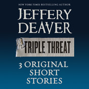 Triple Threat Audiobook, by Jeffery Deaver