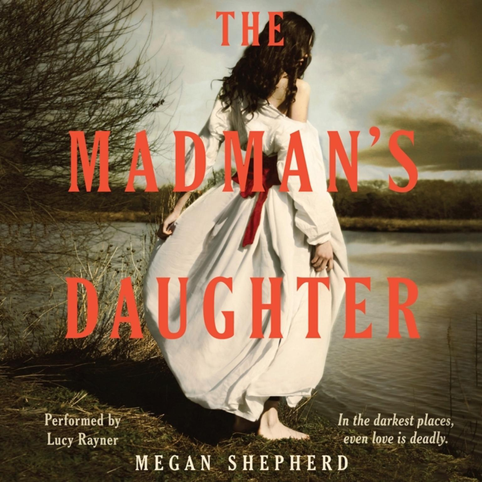 Printable The Madman's Daughter Audiobook Cover Art