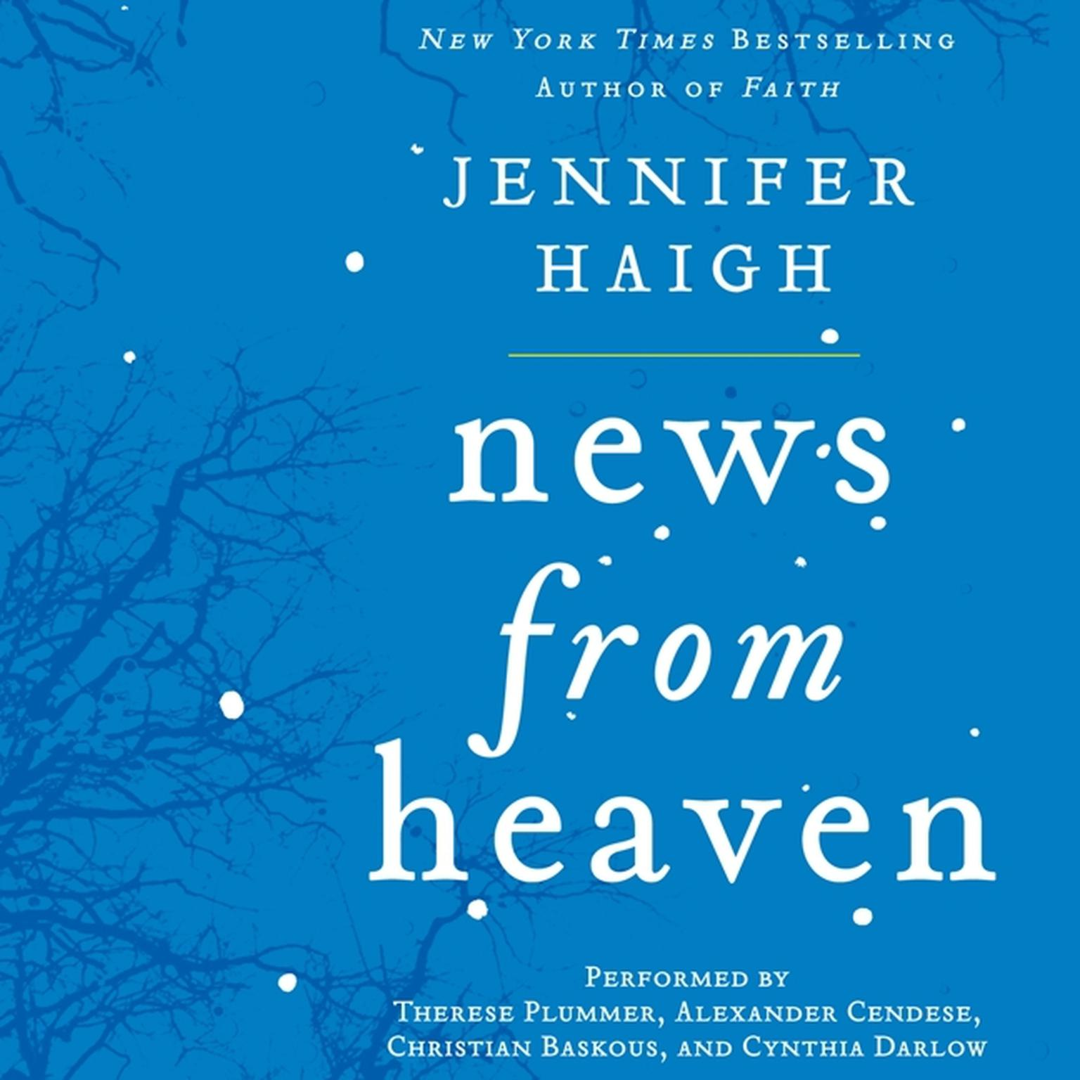 Printable News from Heaven: The Bakerton Stories Audiobook Cover Art