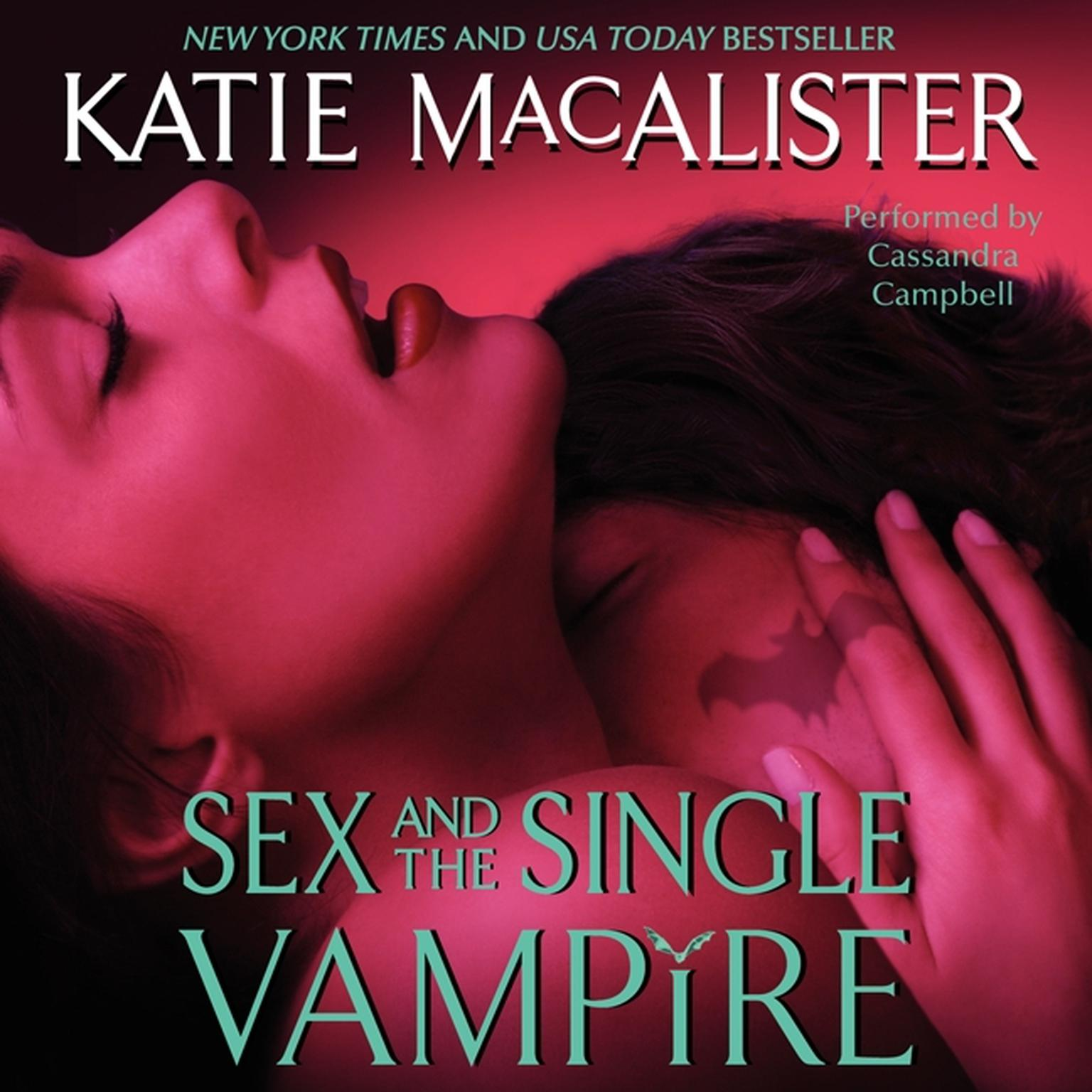 Printable Sex and the Single Vampire Audiobook Cover Art