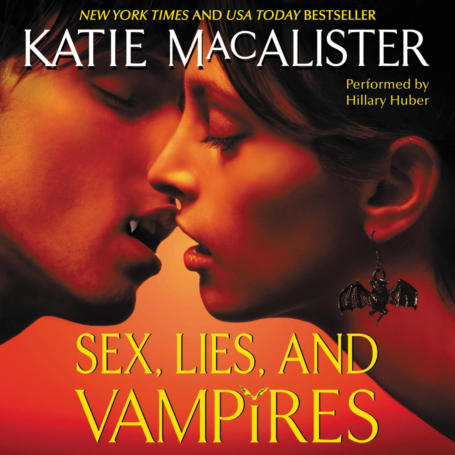 Printable Sex, Lies, and Vampires Audiobook Cover Art