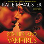 Sex, Lies, and Vampires Audiobook, by Katie MacAlister