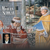 The Art of Reading, by Joseph Luzzi