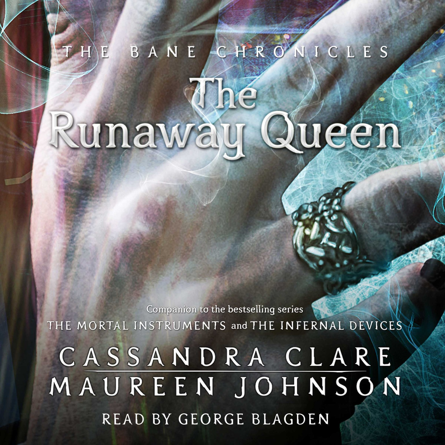 Printable The Runaway Queen Audiobook Cover Art